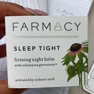 Farmacy Sleep Tight Firming Night Balm Face 1.7 oz